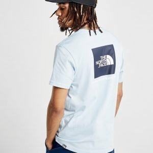The North Face Redbox T-Shirt Pale Blue