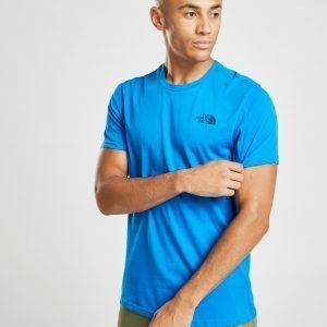 The North Face Simple Dome T-Paita Sininen