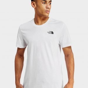 The North Face Simple Dome T-Shirt Valkoinen