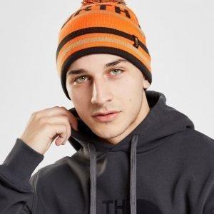 The North Face Ski Tuke Bobble Hattu Oranssi