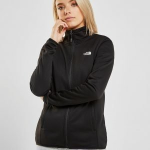The North Face Tanken Full Zip Takki Musta