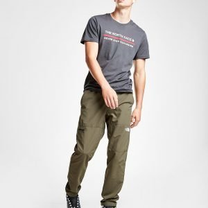 The North Face Z-Pocket Cargo Track Pants Vihreä