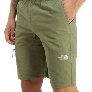 The North Face Z-Pocket Woven Shorts Khaki
