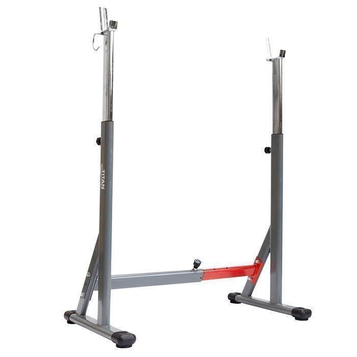 Titan Rack Adjustable Red