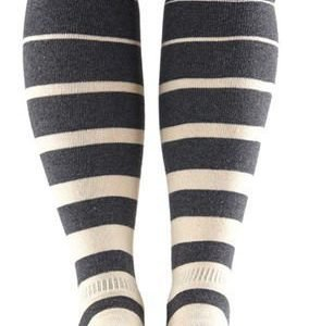 ToeSox Casual Knee High varvassukka Groove