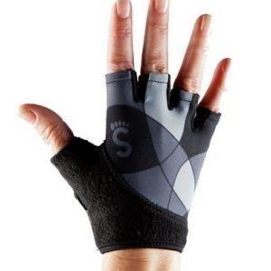 ToeSox Grip Gloves joogakäsineet Black Deco