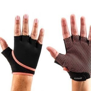ToeSox Grip Gloves joogakäsineet Coral