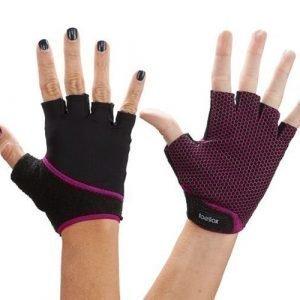 ToeSox Grip Gloves joogakäsineet Fuschia