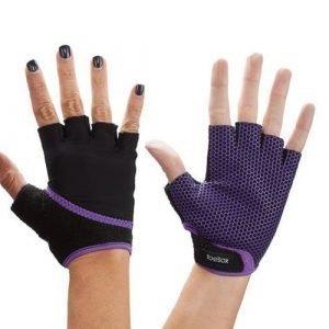 ToeSox Grip Gloves joogakäsineet Light Purple