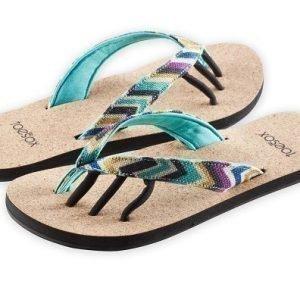 ToeSox Maya Five Toe sandaalit Azul