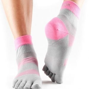 ToeSox Sport PerfDry Minnie varvassukka 4AM Flush