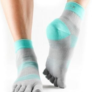 ToeSox Sport PerfDry Minnie varvassukka 4AM Ice