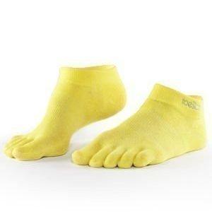 ToeSox Ultralight Ankle varvassukka keltainen