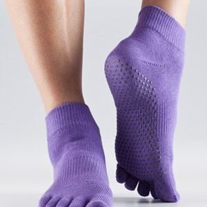 ToeSox-varvassukka Light Purple