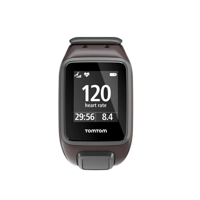 TomTom Spark GPS Fitness Watch ale brown L