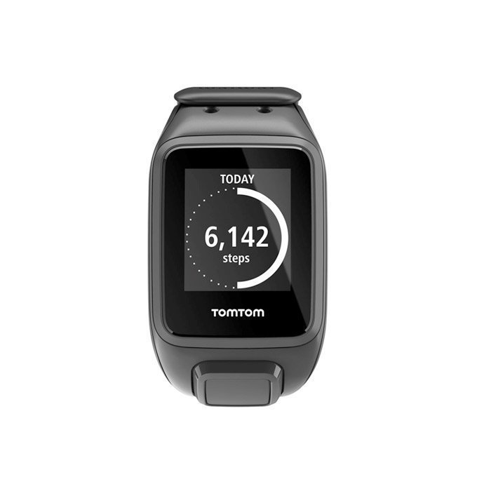 TomTom Spark GPS Fitness Watch black L