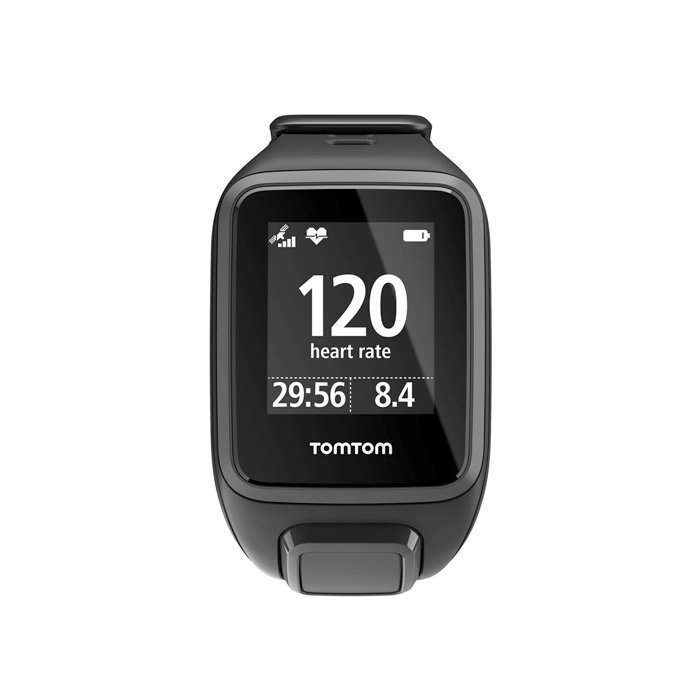 TomTom Spark GPS Fitness Watch black S