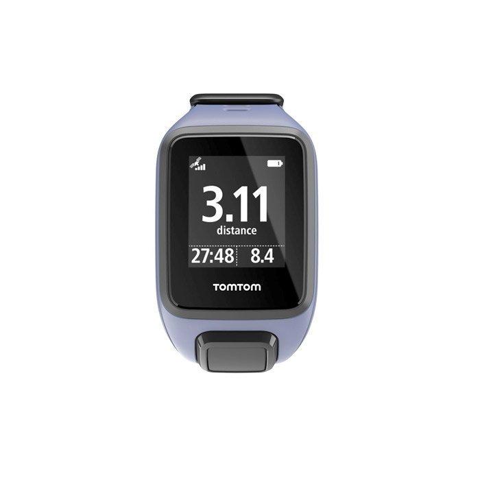 TomTom Spark GPS Fitness Watch purple haze S