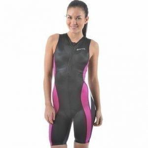 Tri400 Wmns Skinsuit Front Zip