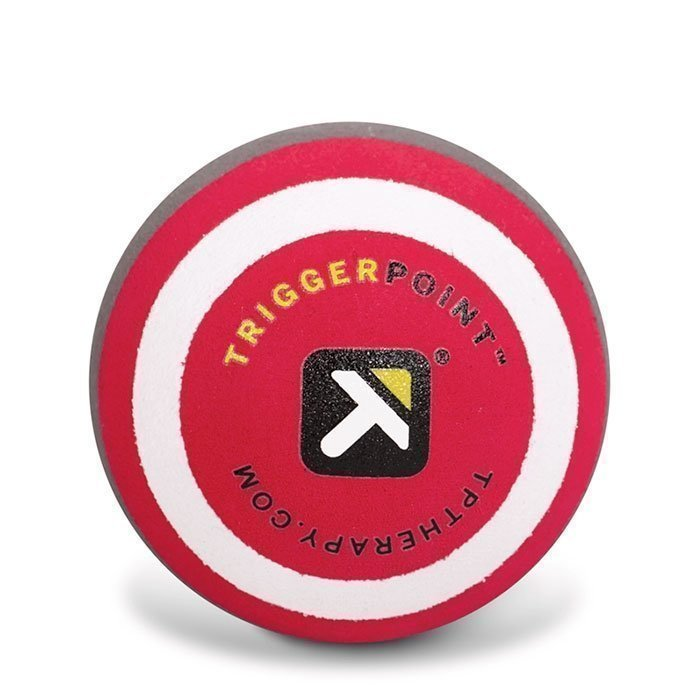 Trigger Point Trigger Massage Ball Red