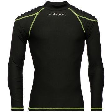 Uhlsport Goalkeeper Baselayer TorwartTECH Protection L/S Musta