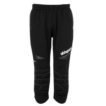 Uhlsport Goalkeepers Shorts 3/4 Anatomic Black