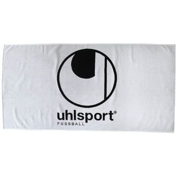 Uhlsport Towel White/Black