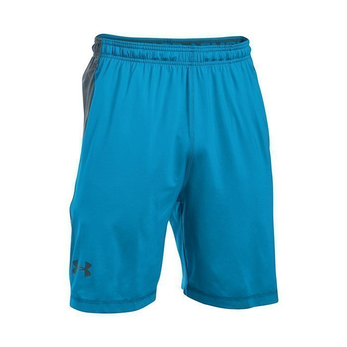 Under Armour 8 inch Raid Short Brilliant Blue X-large