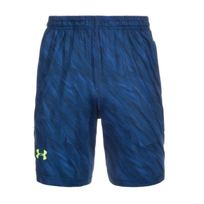 Under Armour 8in Raid Novelty Short Squadron