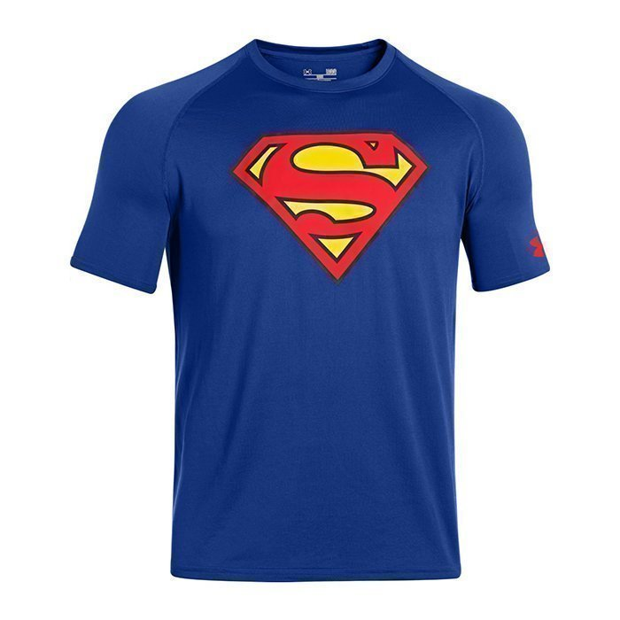 Under Armour Alter Ego Core Superman Royal XX-large