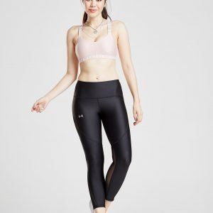 Under Armour Ankle Mesh Leggings Musta