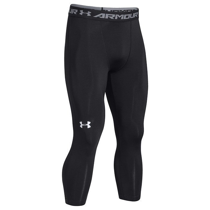 Under Armour Armour HG 3/4 Compression Legging Black Large