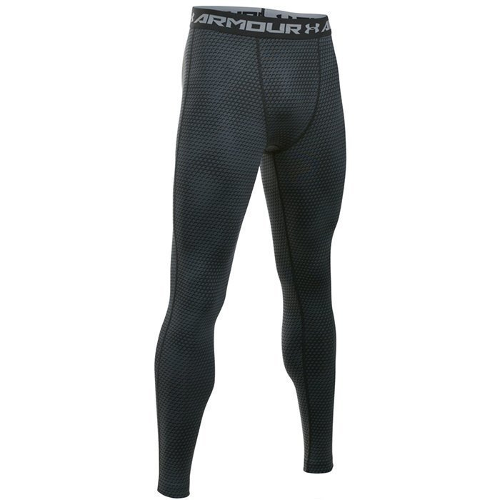 Under Armour Armour HG Legging Printed Black Small