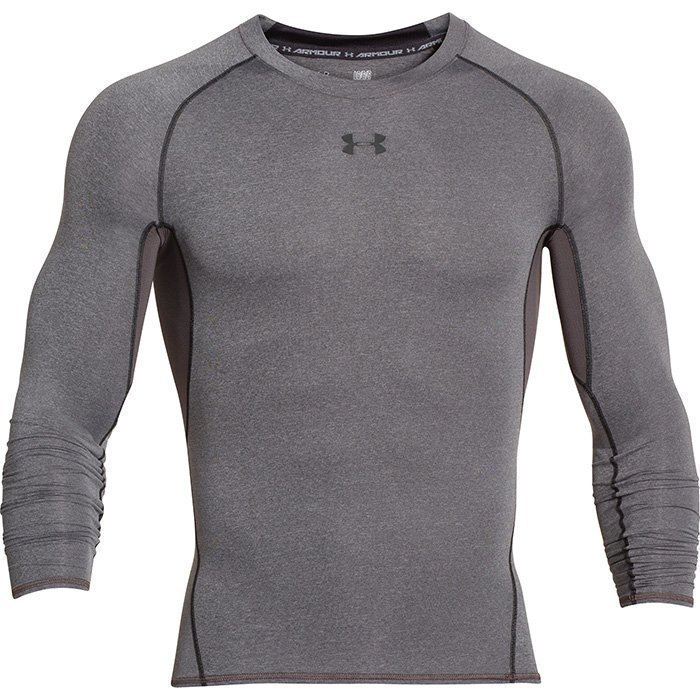 Under Armour Armour HG Longsleeve Compression Carbon Heath