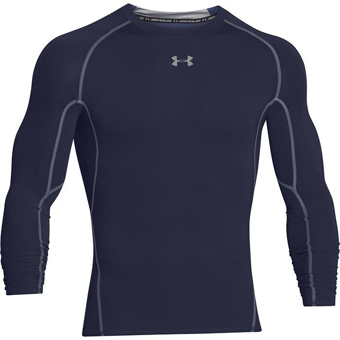Under Armour Armour HG Longsleeve Compression Midnight Navy