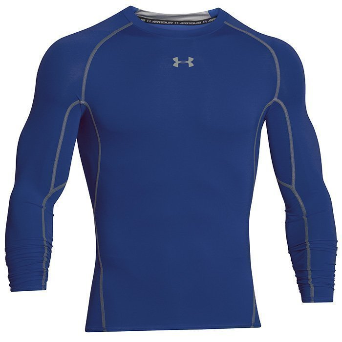 Under Armour Armour HG Longsleeve Compression Royal S