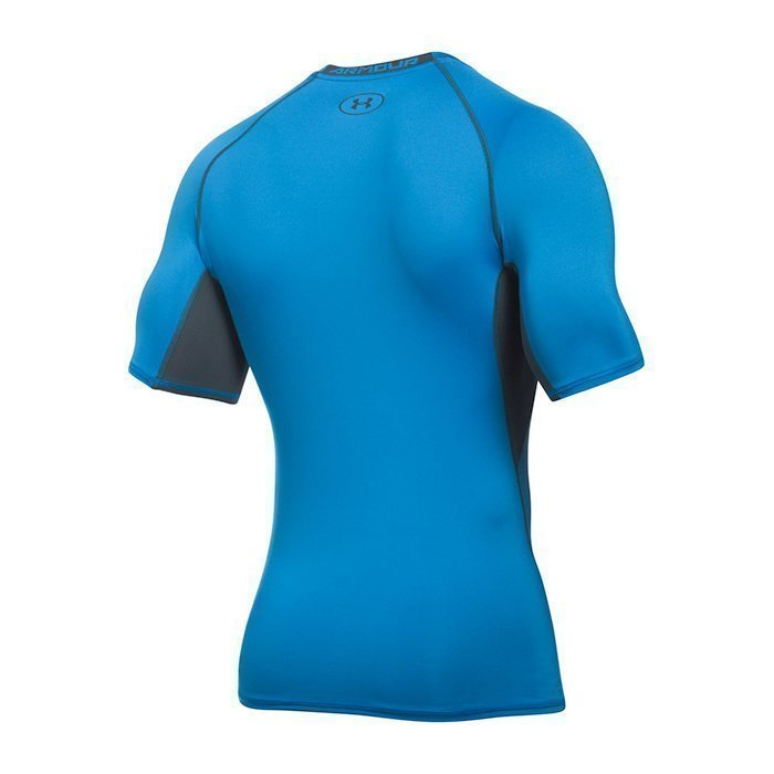 Under Armour Armour HG Shortsleeve Tee Brilliant Blue