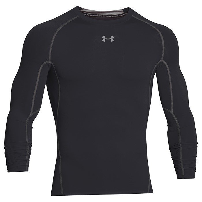 Under Armour Armour HeatGear Longsleeve Compression black