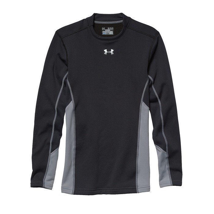 Under Armour Armourstretch CG Hybrid LS/BL black S