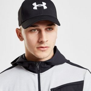Under Armour Blitzing 2 Cap Musta
