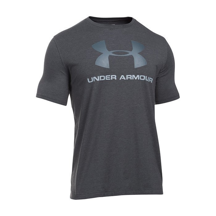 Under Armour CC Sportstyle Logo Black/Steel Small