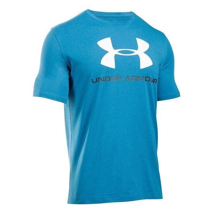 Under Armour CC Sportstyle Logo Brilliant Blue