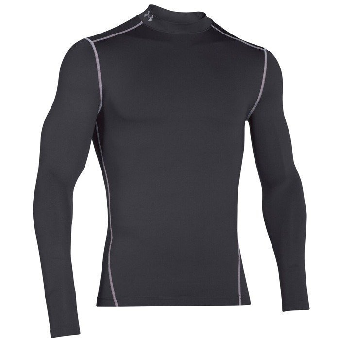 Under Armour CG Armour Mock-BLK/STL black XXL