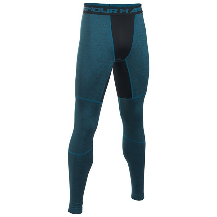 Under Armour CG Armour Twist Legging Peacock Small