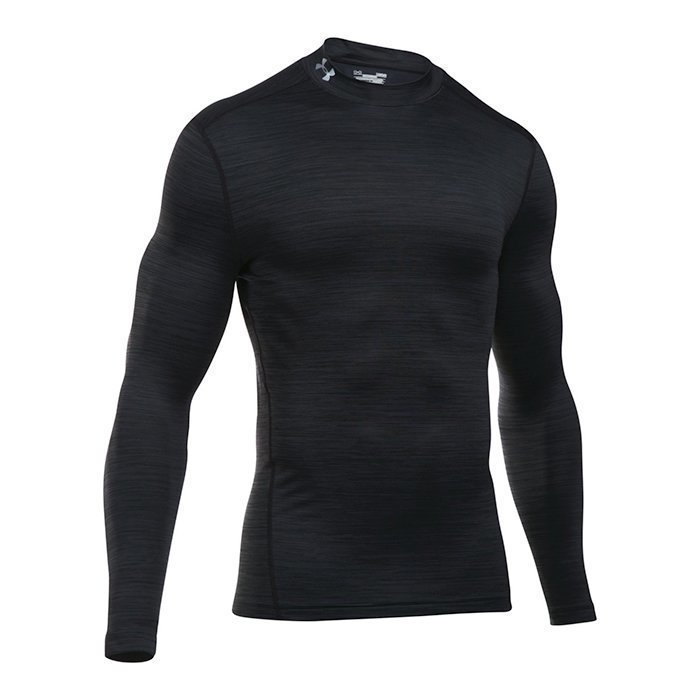 Under Armour CG Armour Twist Mock Black Small