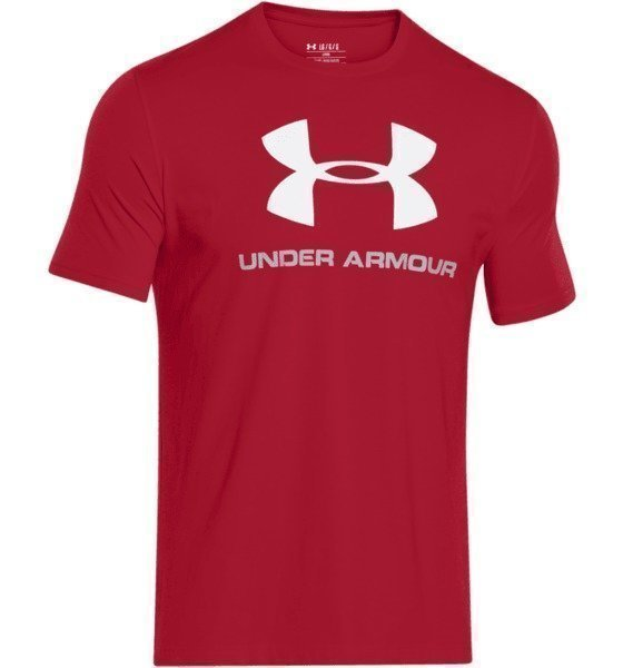 Under Armour Cc Sportstyle Logo Tee