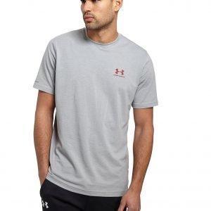 Under Armour Cc T-Shirt Harmaa