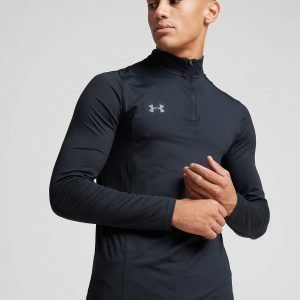 Under Armour Challenger 1/4 Zip Top Musta