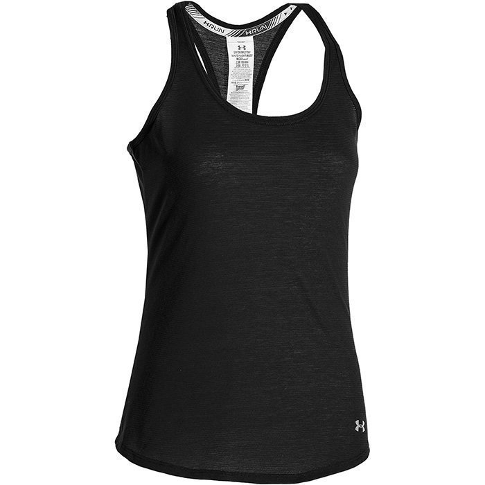 Under Armour Charged NLS Tank Black XS