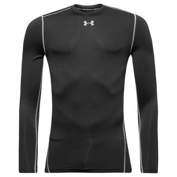 Under Armour ColdGear Compression Crew Musta